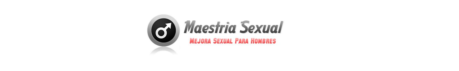 Maestria Sexual