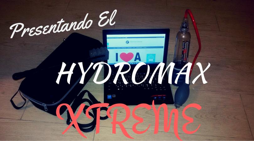 Bathmate Hydromax Xtreme : Nuevas Ganancias, Nuevos Descubrimientos