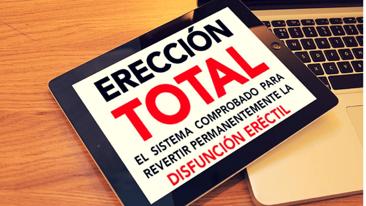 CURSO ERECCIÓN TOTAL PDF – RESUMEN GRATIS