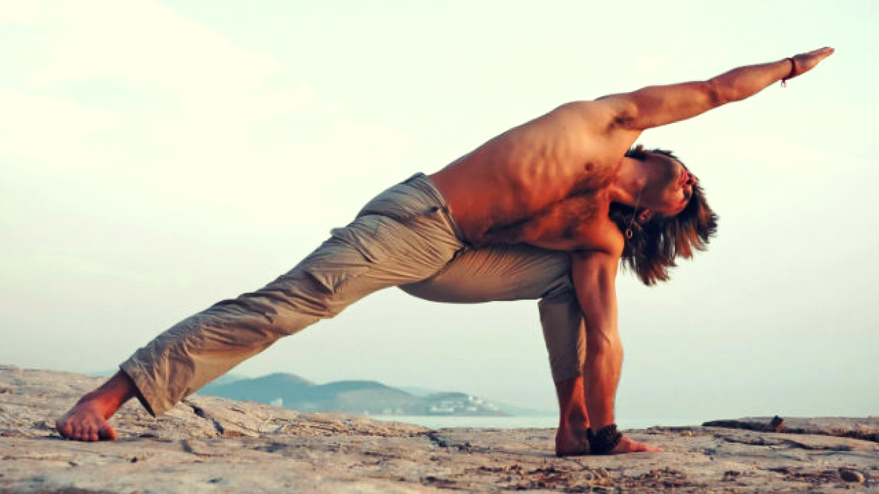 Yoga, ¿Alternativa a la pastilla azul?