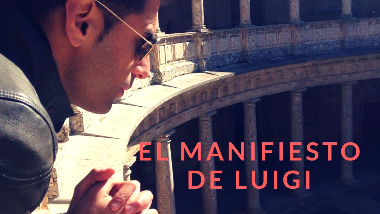 El Manifiesto De La Seducción De Luigi Domenico