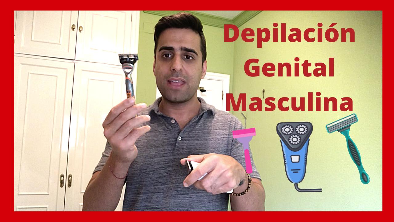 Depilación Genital Masculina….No Busques Más!
